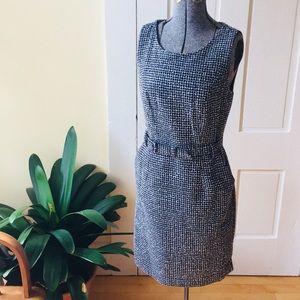 EUC • Sleeveless Banana Republic Twill Dress • 4P